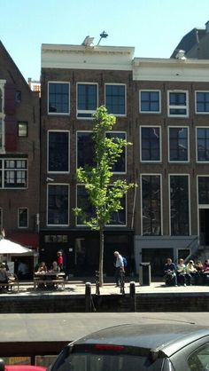 Anne Frank Huis. Amsterdam