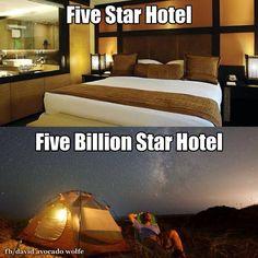 Five Billions stars hotel