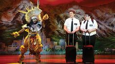 """The smash musical and nine-time Tony Award winner returns! The Broadway phenomenon from the creators of South Park has been hailed as """"the best musical of this century"""" by the New York Times."""