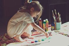 """""""Life is a great big canvas; throw all the paint you can on it."""" Danny Kaye"""