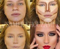 Samer A. Khouzam Make-Up Artist | via Facebook
