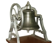 School bell,from France.