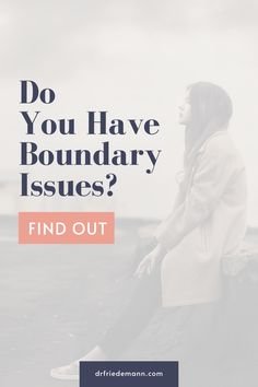 Do You Have Boundary Issues 🌻 The desire to please and the ensuing fear of rejection can thwart any efforts to speak up, push back and stand up for oneself. Discover three ways you can protect your boundaries. ⛅️ Feeling Insecure, Feeling Overwhelmed, Anxiety Relief, Stress Relief, Wellness Tips, Health And Wellness, Standing Up For Oneself, Fear Of Being Alone, Inner Child Healing
