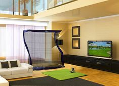 What Is the Correct Golf Swing? Golfers the world over are always in search of the perfect golf swing or the right golf swing. Golf Gadgets, Golf Room, Trendy Golf, Golf Apps, Gym Room At Home, Golf Simulators, Public Golf Courses, Golf Practice, Ladies Golf