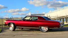 1973 Chevy Caprice: Candy & Clean - Rides Magazine Like this.