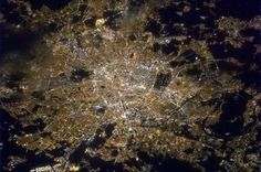 Embedded image permalink :  Paris, France. You can actually make out the Champs-Elysees.