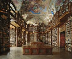7 Incredible Libraries From Around The World | Interior Desire
