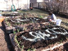 Spring soil prep for the organic vegetable garden--Tips for using compost, and recipes for soil amendments (The Herbangardener)