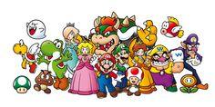 Nintendo Characteres