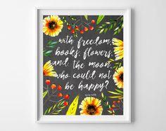 sunflower printable art