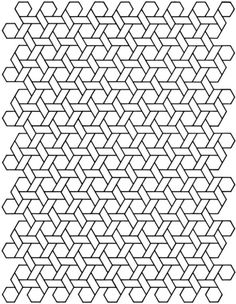 geometric coloring pages 6 diseos para repujar pinterest geometric designs celtic knots and patterns - Coloring Pages Designs Shapes