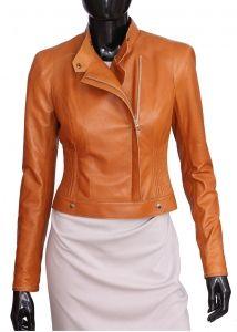 Ramoneska skórzana damska DORJAN INS080 Red Leather, Leather Jacket, Ramones, Jackets, Fashion, Fotografia, Studded Leather Jacket, Down Jackets, Moda