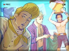 Manga, Blue Chicken, One Piece Ace, Trafalgar Law, Pirate Party, Anime, Twins, Princess Zelda, Pineapple