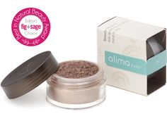 Alima Pure Mineral Eyeshadows