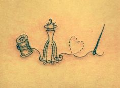 Cinderella tattoo