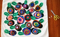 Wee Gallery: Collaborative Art Project for Fundraiser