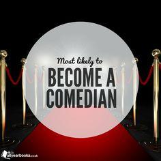Yearbook Superlatives, Comedians, How To Become, Awards, Advertising, Classroom, Activities, School
