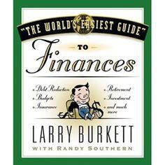 The World's Easiest Guide to Finances Larry Burkett