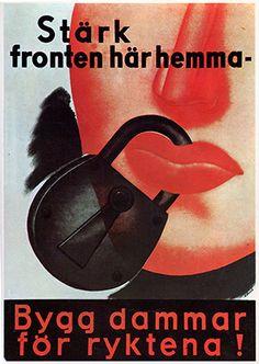 """""""Apoya a los combatientes desde la retaguardia, no propagues noticias falsas"""" - Cartel de propaganda Finlandes - Finland propaganda poster - Segunda guerra mundial - Second World War - WWII"""