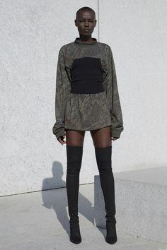 West Yeezy season 4 fashion show