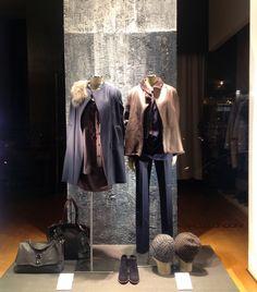 MARCO LONGONI | via Plinio   #ShopWindows #latendamilano #boutique #fall13 #FW13 #womenswear #MadeinItaly Shop Windows, Tote Bag, Boutique, Suits, Bags, Shopping, Fashion, Handbags, Moda