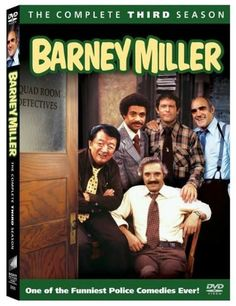 #BARNEY #MILLER was a success with critics and audiences alike. The strong cast includes #Abe #Vigoda (whose character, #Detective #Fish, got his own spinoff series in 1978), Max Gail, Ron Glass, Jack Soo, Barbara Barrie, and Gregory Sierra. This set includes the entire third season. #AbeVigoda
