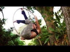 ▶ Nicole Floridia (Acrobacia Aérea - Lira) - YouTube