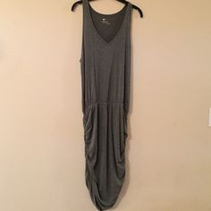 Beach coverup/Casual Dress This could be a swimsuit coverup or an everyday dress. The sides are scrunched Dresses