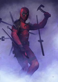 -- Deadpool 03 -- by wyv1.deviantart.com on @DeviantArt