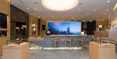 La maison horlogère Audemars Piguet a inauguré sa nouvelle boutique située sur Rodeo Drive, en Californie.