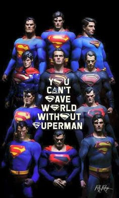 You can't save the World without Superman Superman Pictures, Superman Artwork, Superman Wallpaper, Superman News, Superman Movies, Superman Family, Supergirl Pictures, Superman Stuff, Arte Dc Comics