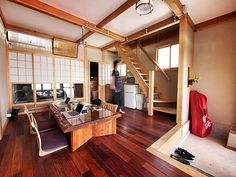 Beautiful Machiya available for short term holiday rental in Gion, Kyoto