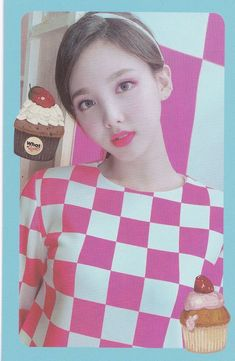 나연❤ Twice What Is Love, Nayeon Twice, Fandom, Im Nayeon, Dahyun, Album Songs, K Idol, Cheer Up, Feeling Special