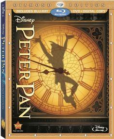 Peter Pan Blu-Ray Review: A Walt Disney Favorite!