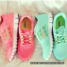 Nike sneakers, would motivate me to do exercise... HaHa just kidding I'll just wear them to look fit :)