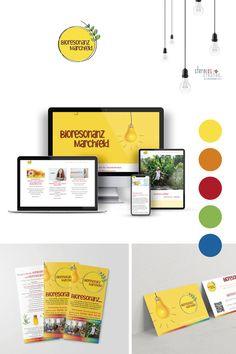 Logo only - der Weg zum Gesamtkonzept - Werbegrafik - Geschäftsdrucksorten - Website Web Design, Logo Design, Design Websites, Banner, Flyer, Corporate Design, Simple Logos, Writing Paper, Business Cards
