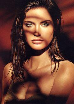 Bianca Balti. Italian Model