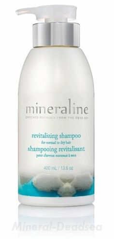 Mineraline  Dead Sea DRY Shampoo 400 gr  136 oz by MINERAL LINE >>> undefined #DryShampoo