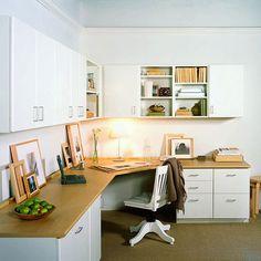 Corner Desk Design, Pictures, Remodel, Decor and Ideas - page 6