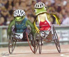 frog-a-lympics