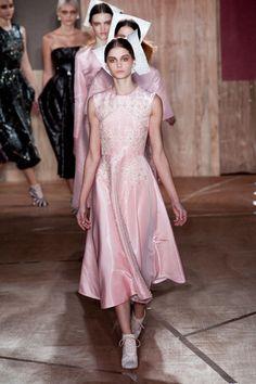 Roksanda Ilincic Review | Fashion Week Fall 2013