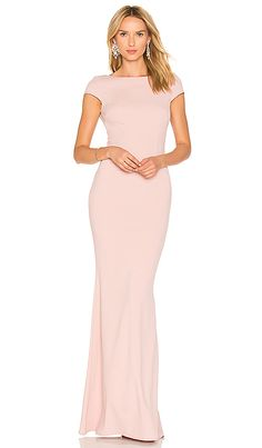 Shop for Katie May Intrigue Gown in Dusty Rose at REVOLVE. Free 2-3 day shipping and returns, 30 day price match guarantee.