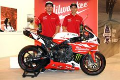Shaun Muir Racing (SMR) are ready to challenge for a second MCE Insurance British Superbike Championship title after announcing their 2013 line up of James Ellison and double Australian Superbike champion Josh Waters onboard the newly-unveiled Milwaukee Yamahas.