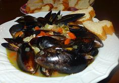 Muscheln in Weißwein, ein leckeres Rezept aus der Kategorie Gemüse. Bewertungen: 152. Durchschnitt: Ø 4,4.