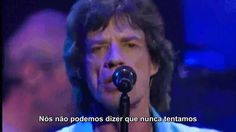 The Rolling Stones - Angie (Ao Vivo) Legendado