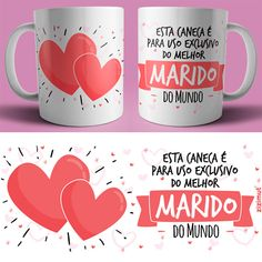 33 Ideas Diy Gifts For Boyfriend Just Because Mugs For 2019 Diy Gifts For Boyfriend Just Because, Boyfriend Gifts, Diy Christmas Lights, Christmas Diy, Sheep Crafts, Background Images For Editing, Posca, Cute Mugs, Porcelain Ceramics
