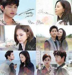My Favorite K-Drama ❤  #songjoongki #moonchaewon #Parksiyeon