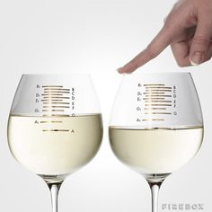 to whoever made this a thing. for the musical and those who want to be. musical wine glasses.