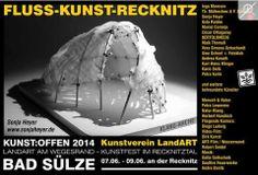 Kunst Offen 2014 | Kunst Offen – Fluss – Kunst – Sonja Heyer
