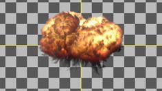 Smoke Simulations in Houdini 03 - Fireball